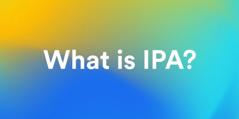 what-is-ipa