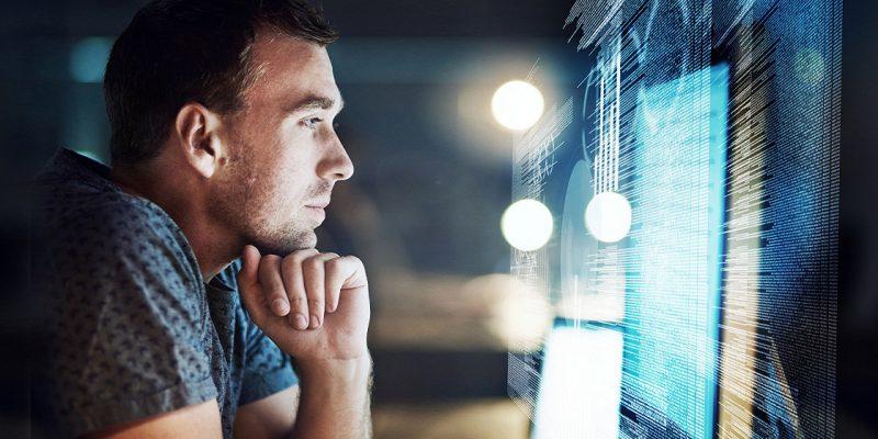 A citizen data scientist at work