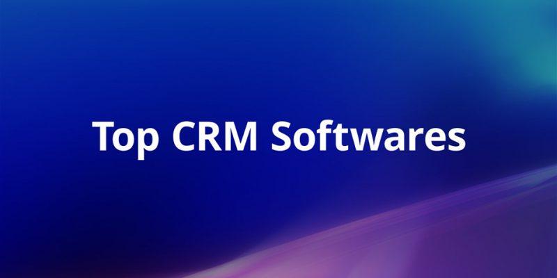 top-crm-softwares