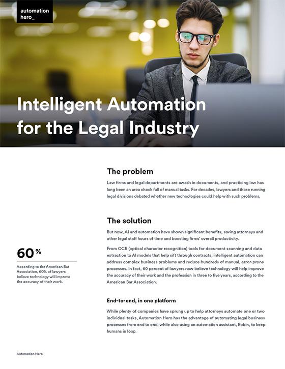 legal automation