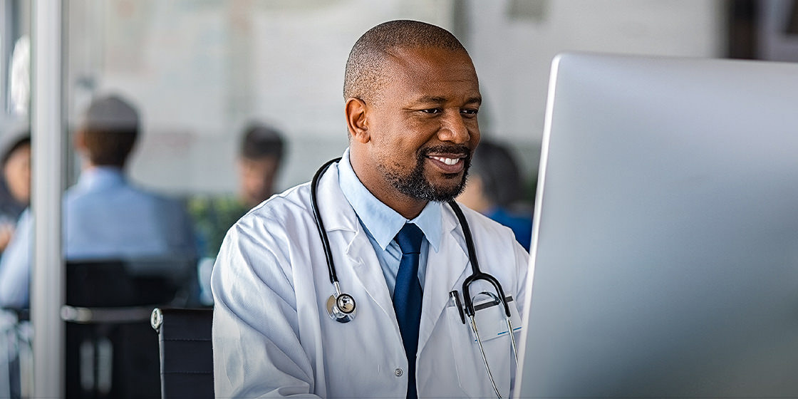 How augmented intelligence can help streamline operations in healthcare.
